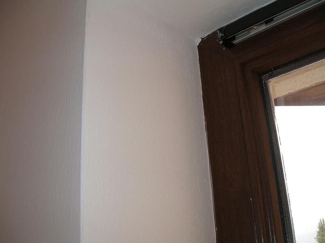 Izolarea interioara apartamente noi - pensiune Predeal, februarie 2010