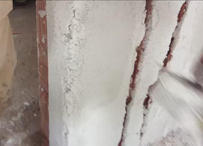 Tencuiala IZOHEAT T01A cu Ciment Alb