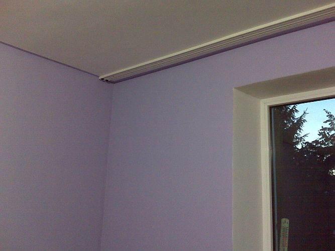 Izolare tavan bucatarie si pereti dormitor - apartament 3 camere