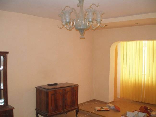 Izolarea termica a peretilor exteriori - apartament 3 camere Bacau